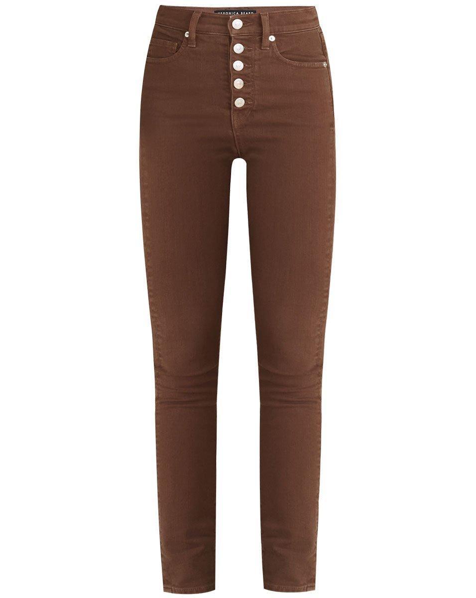 Maera Extra High Rise Skinny Jean Item # J20124460508BS
