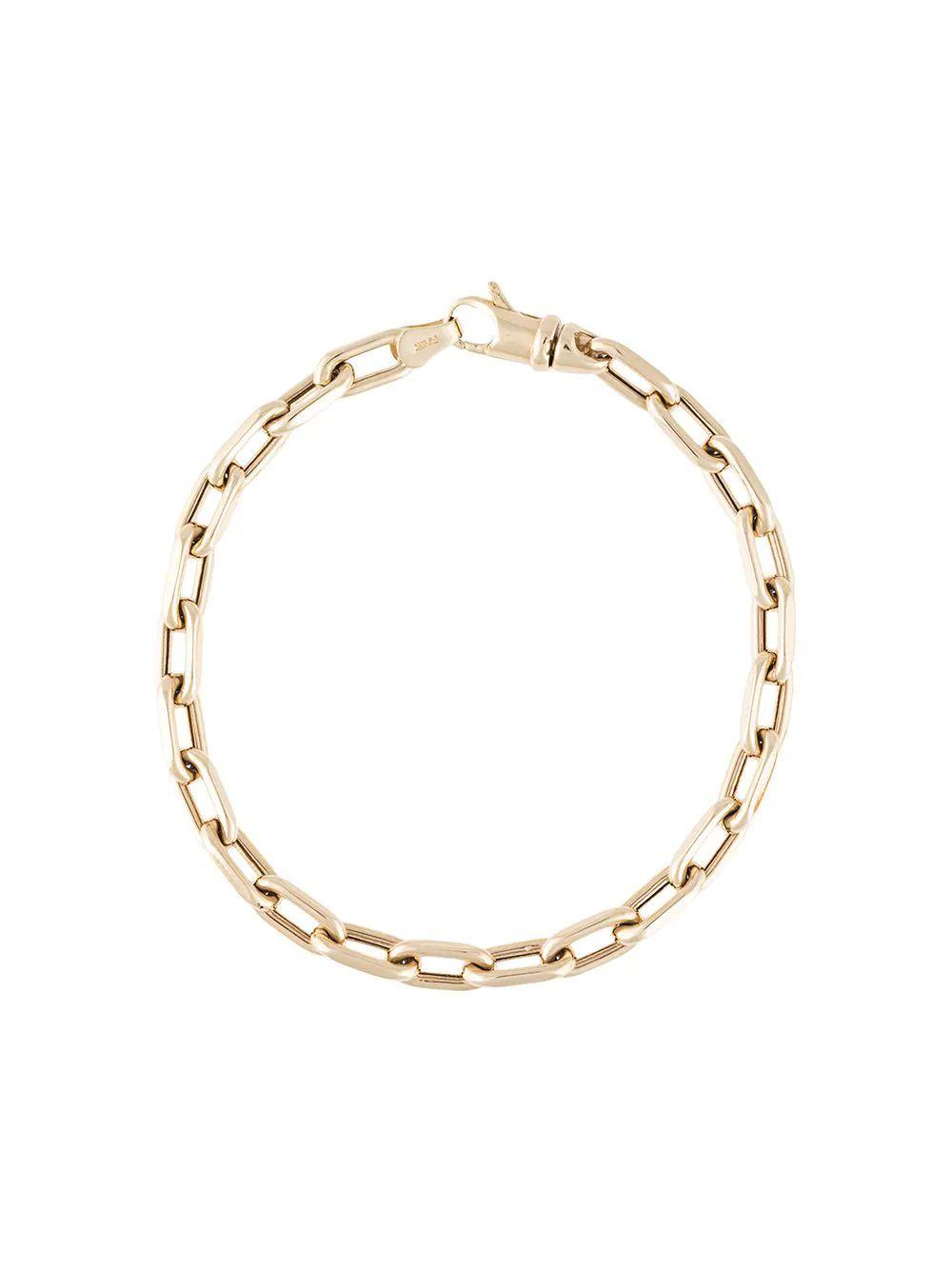 Leah Chain Link Bracelet Item # B455