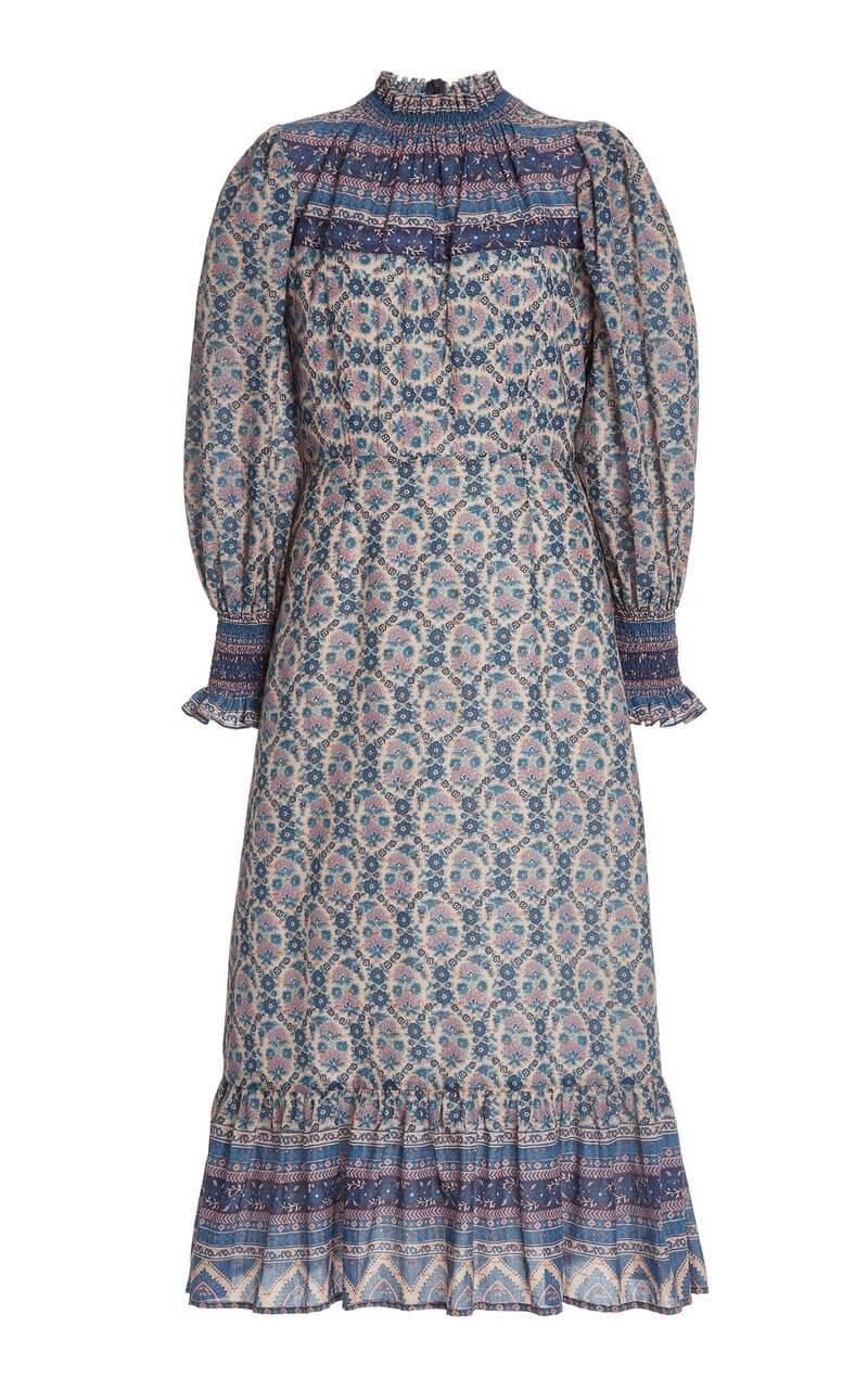 Verbena Midi Dress Item # RS21-88