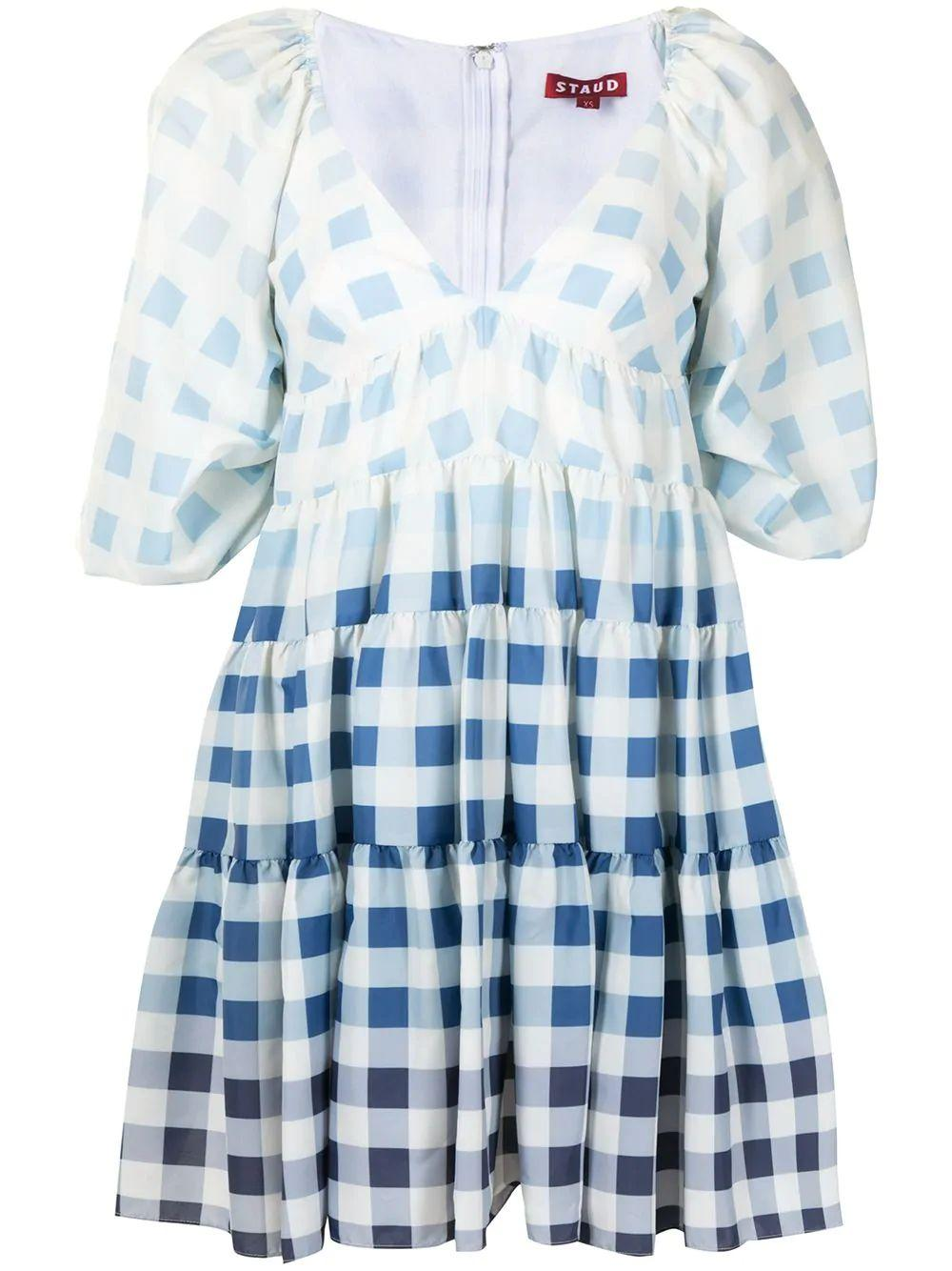 Meadow Gingham Dress