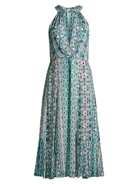 Erika Printed Dress