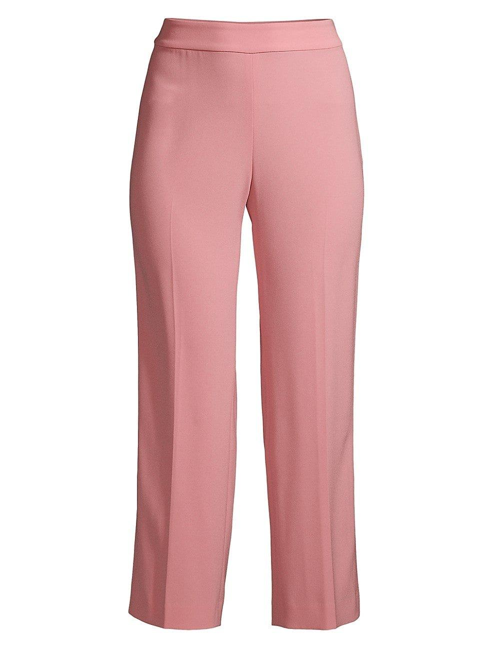 Isabella Cropped Soft Pant Item # KE0P05-1F