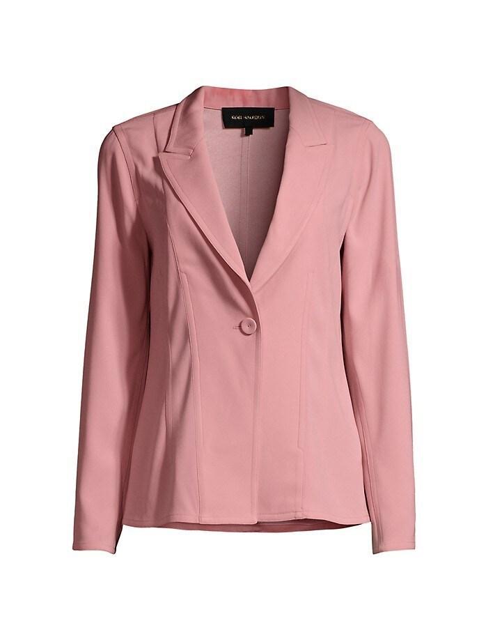 Eden One Button Jacket