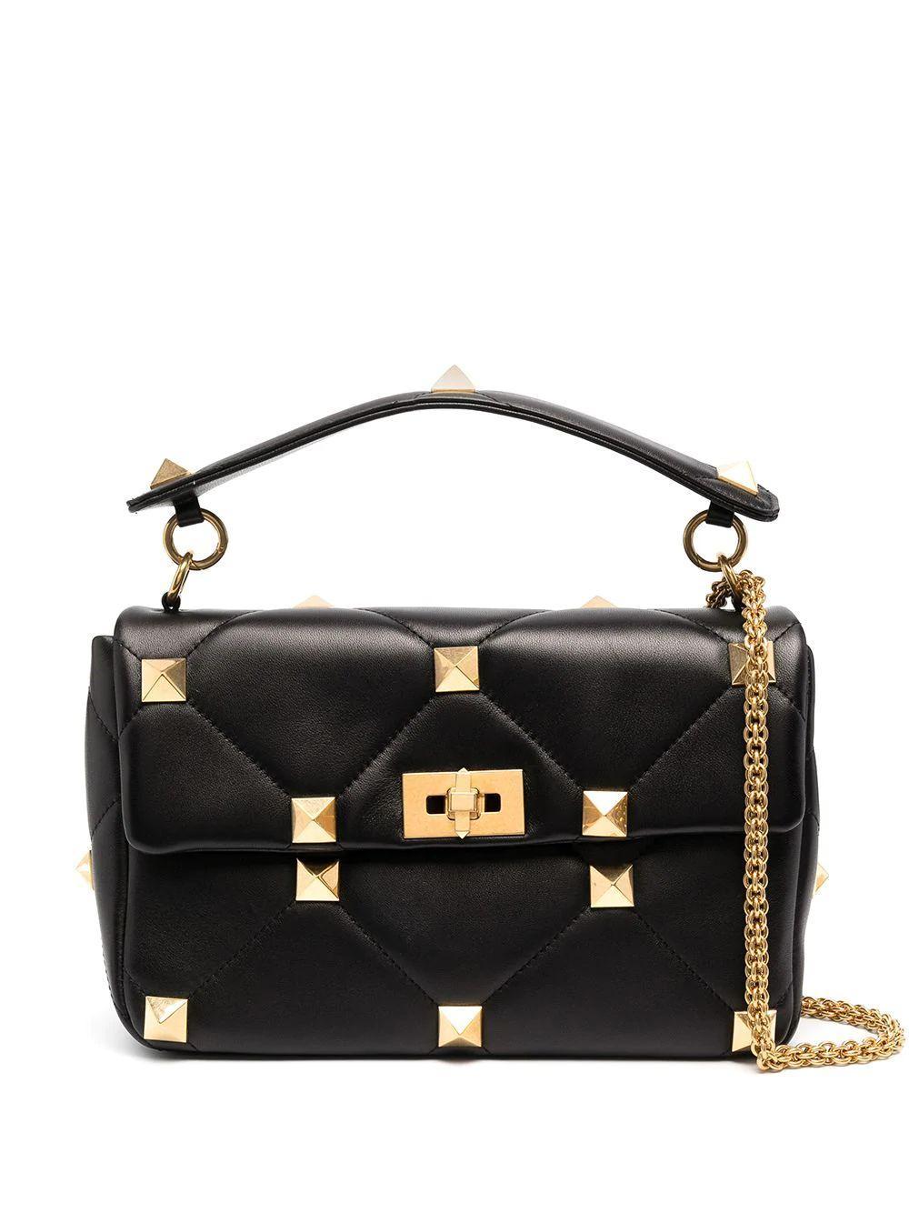 Roman Stud Chain Bag