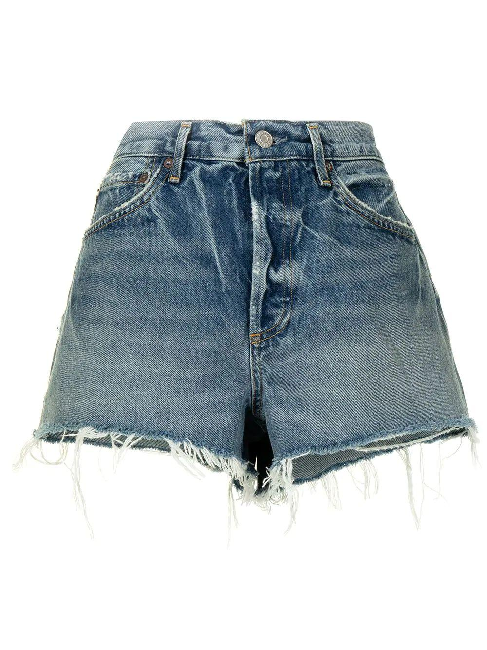 Parker Denim Shorts Item # A026-1206