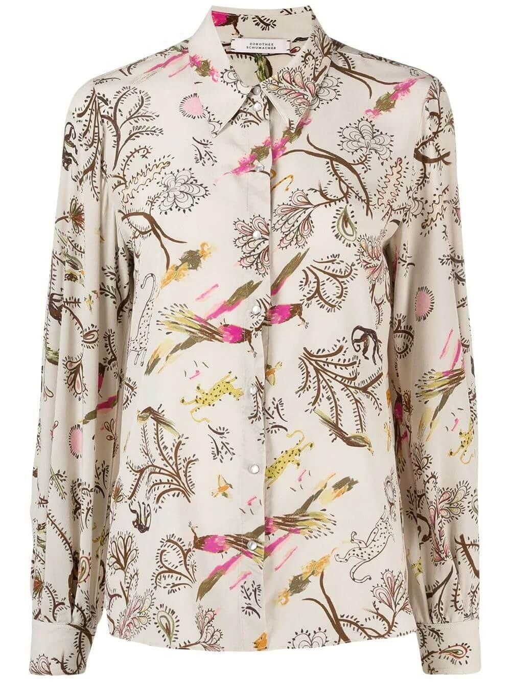 Tree of Life Blouse