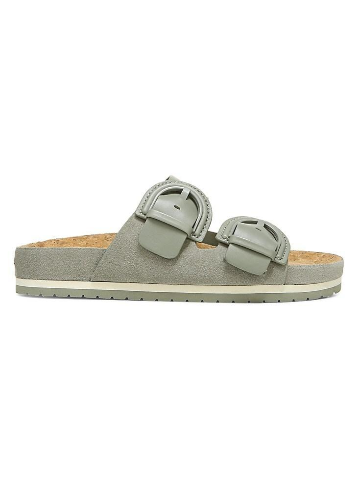 Glyn Double Buckle Sandals