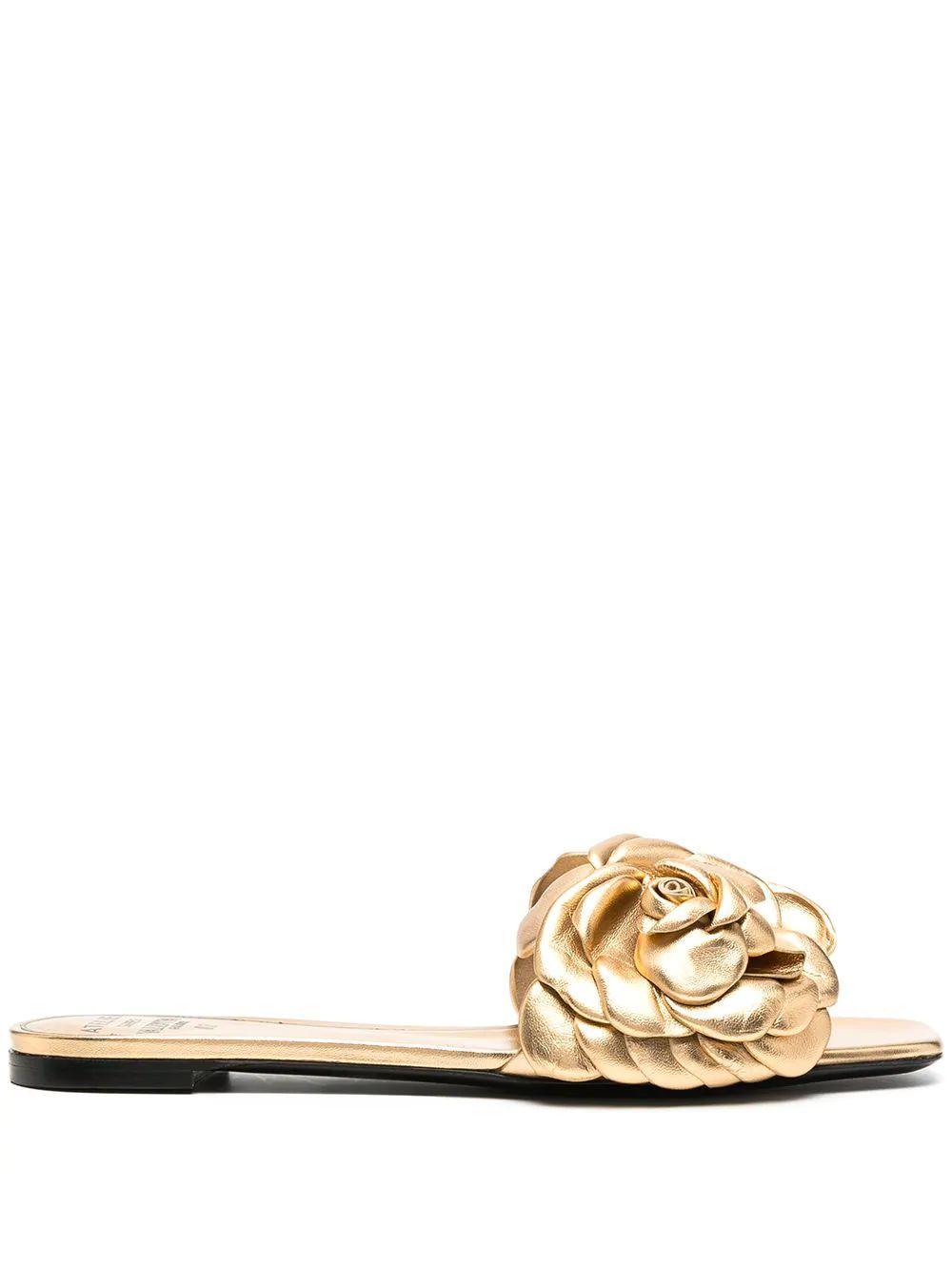Floral Motif Slide Item # VW2S0AR3IGI
