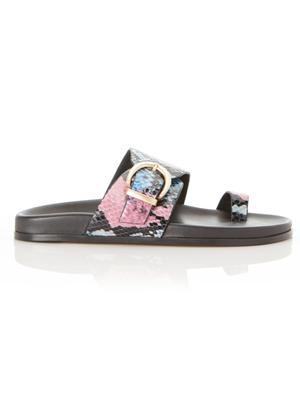 Cyrus Slide Sandal