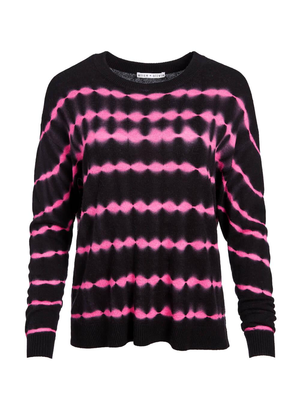 Gleeson Tie Dye Sweater Item # CC102529705