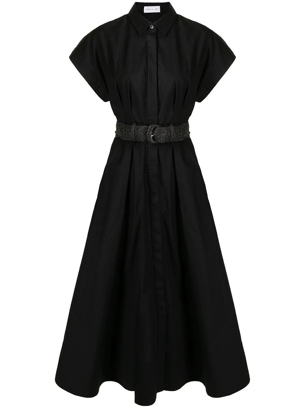 Fes Midi Shirt Dress