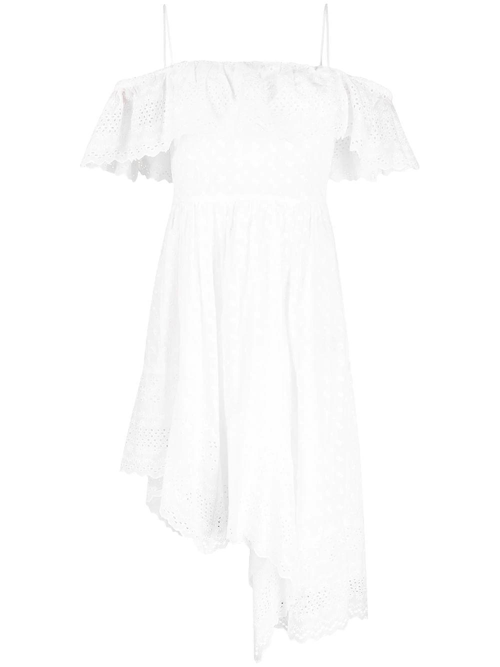 Timoria Off the Shoulder Dress