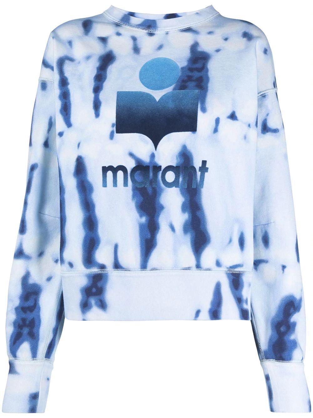 Mobyli Tie Dye Sweatshirt