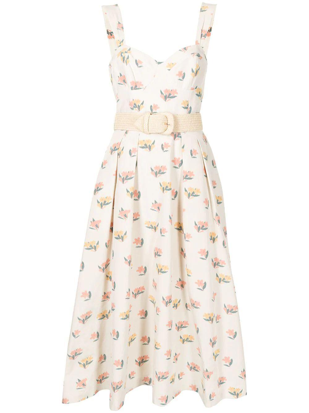 Hadi Midi Dress
