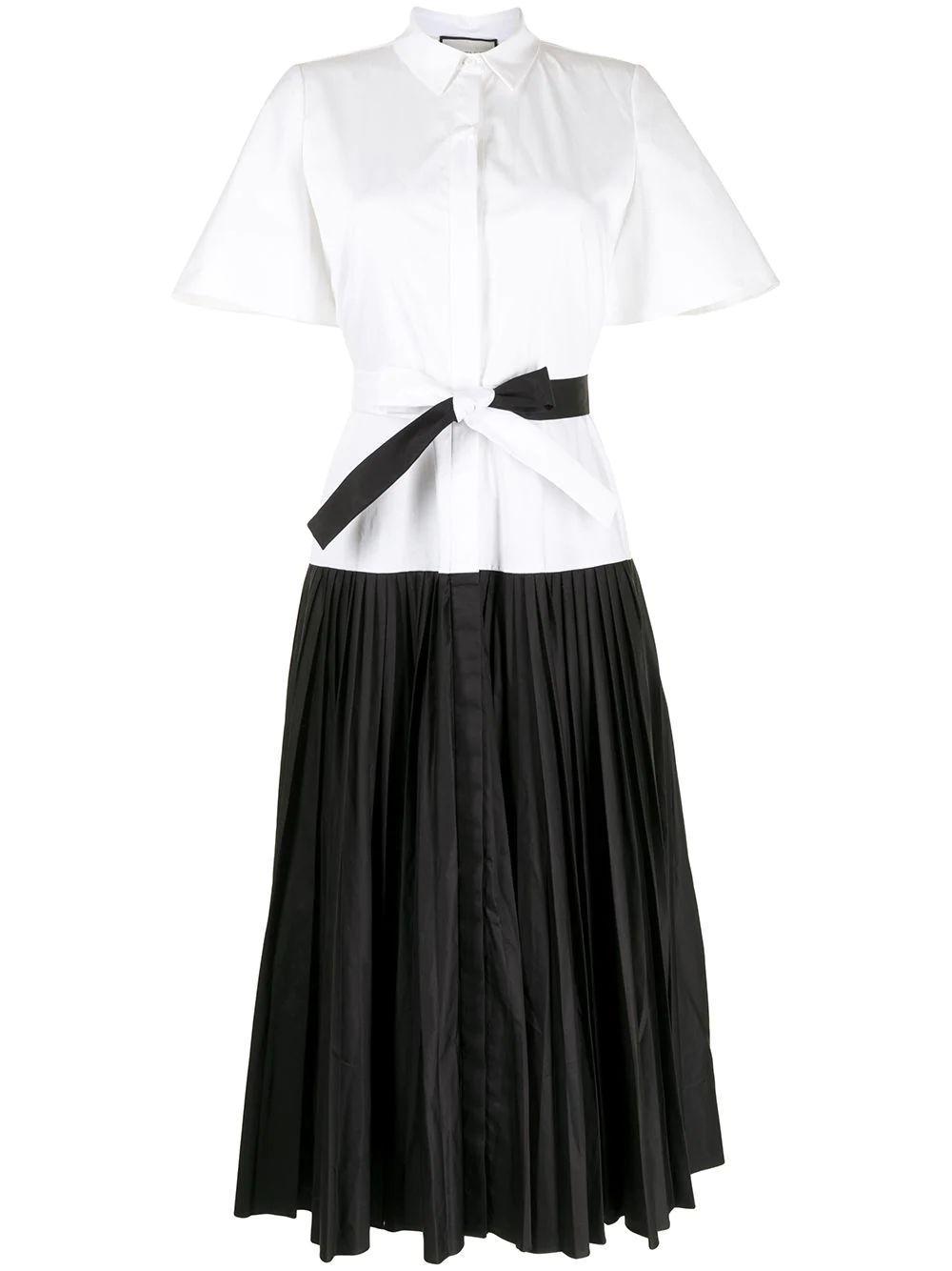 Bellanca Pleated Dress
