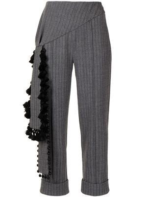 Roman Pant With Sash