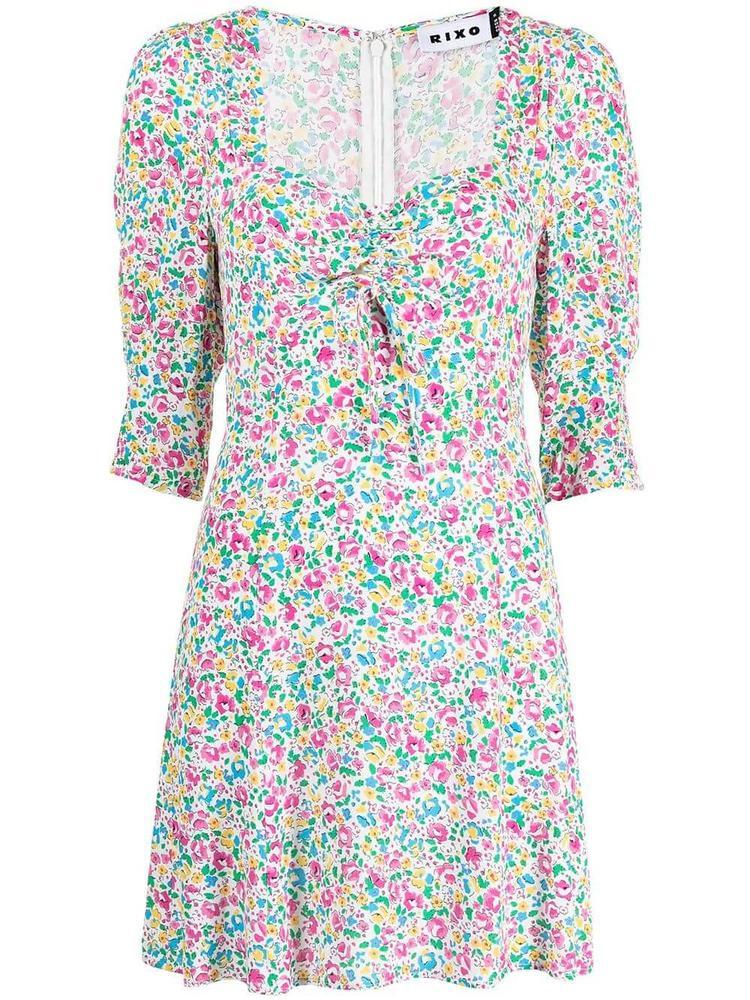 Larissa Floral Mini Dress
