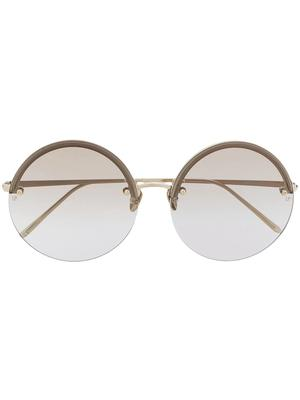 Adrienne Round Sunglasses