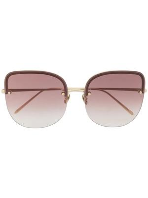 Loni Cat Eye Sunglasses