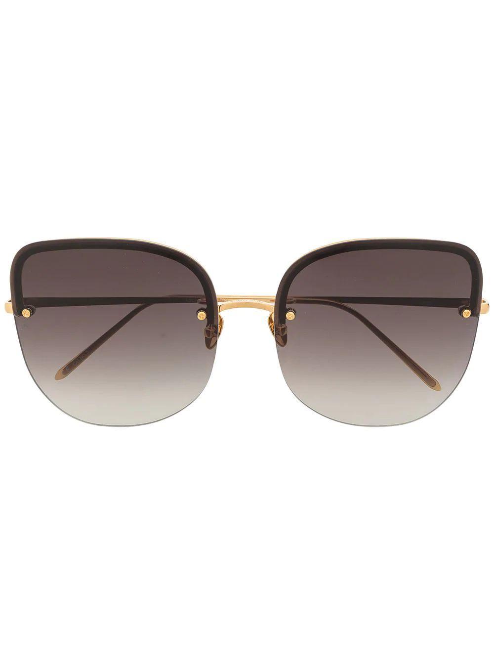 Loni Cat Eye Sunglasses Item # LFL1099C1SUN-C