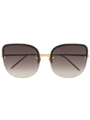 Loni Cat Eye Sunglasses