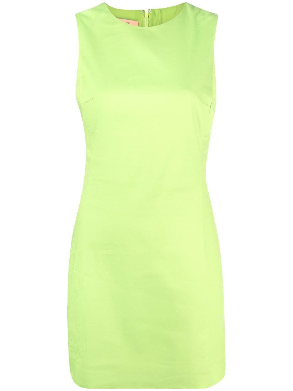 Glenda Tubino Mini Dress Item # T090116A
