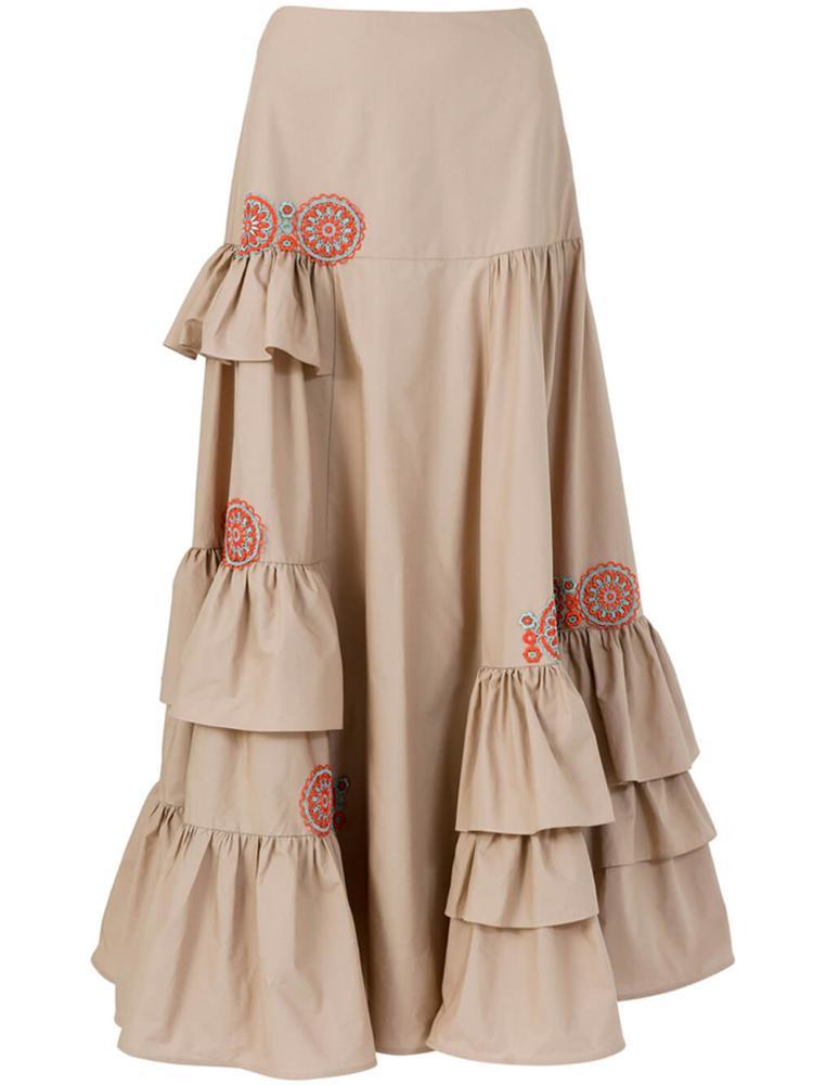 Mizner Skirt