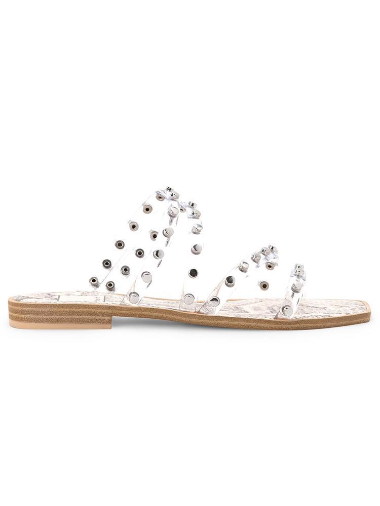 Izabel Studded Slide Sandal