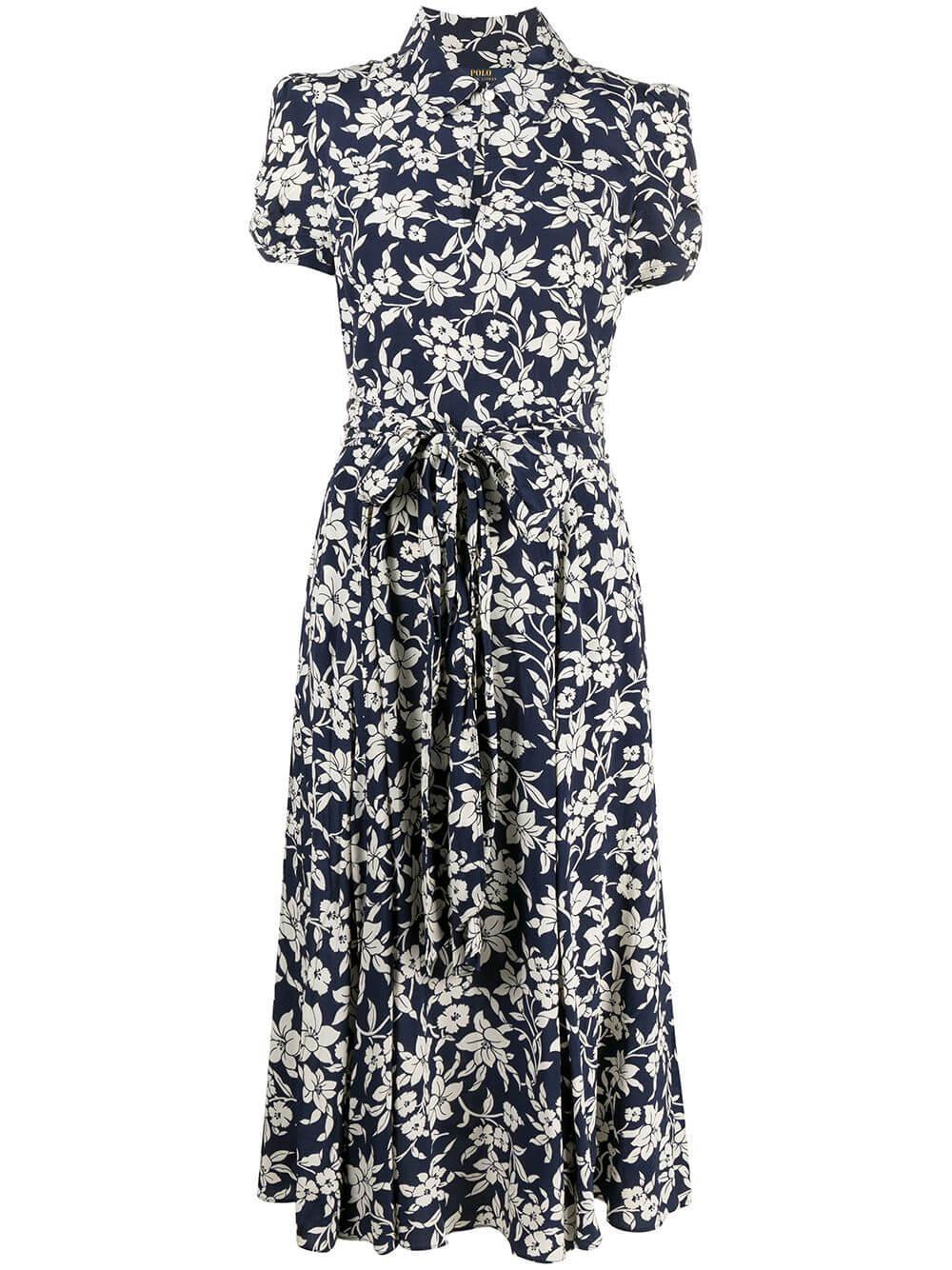 Nico Floral Dress