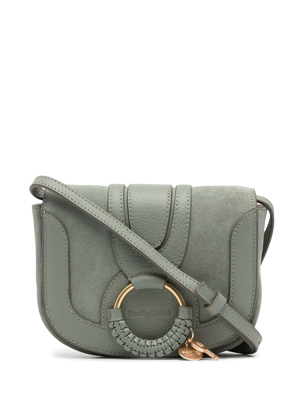 Hana Mini Suede Crossbody