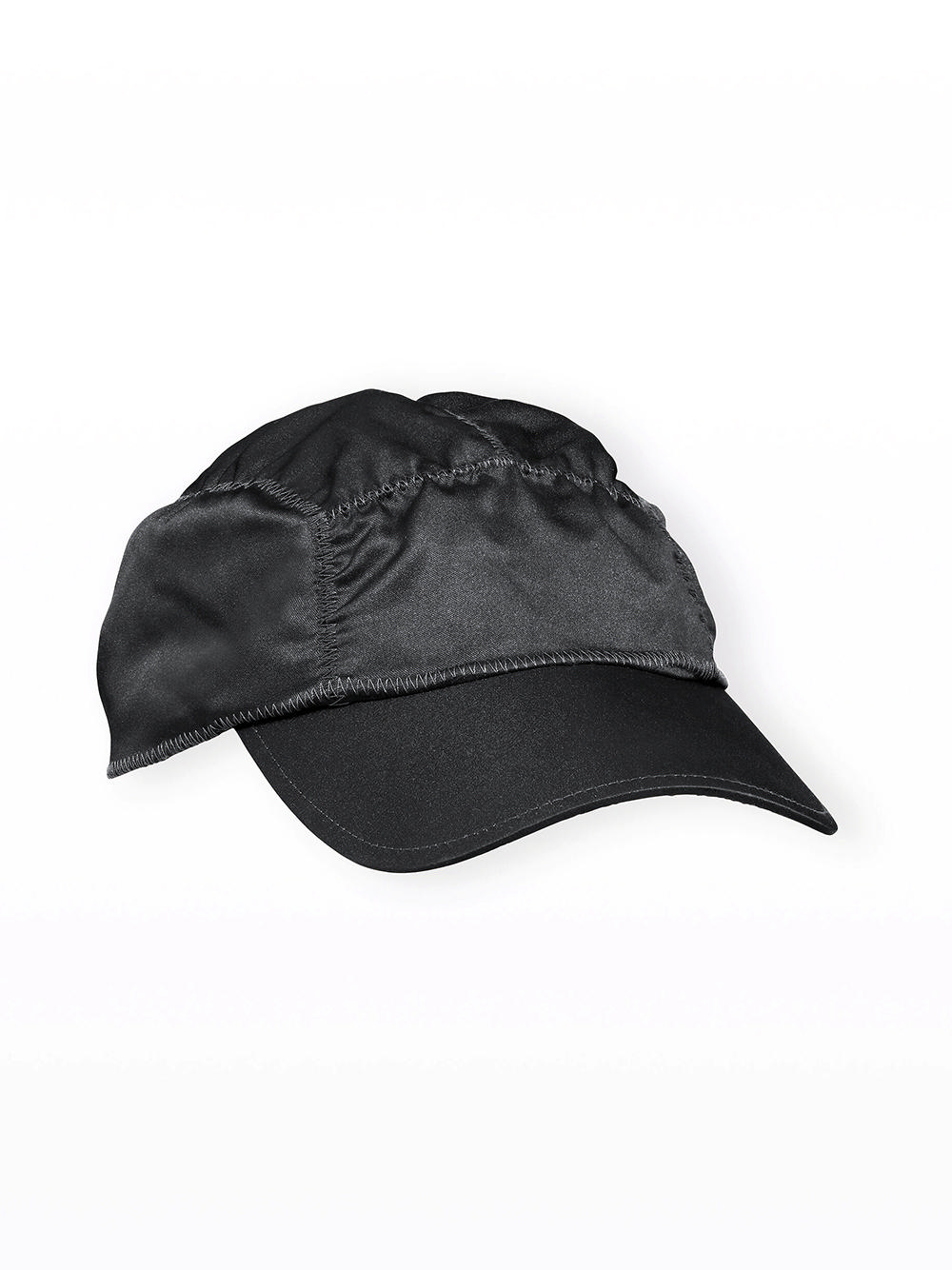 Satin Baseball Cap Item # A3328