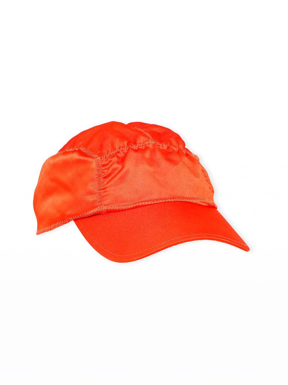 Satin Baseball Cap Item # A3328