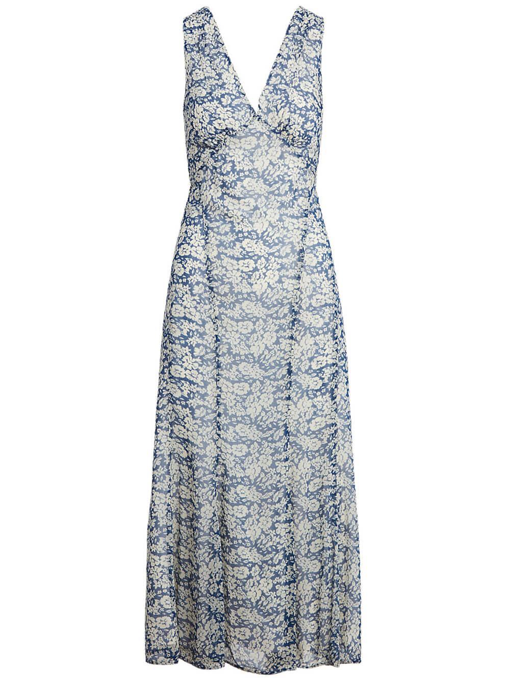 Floral Print Casual Dress