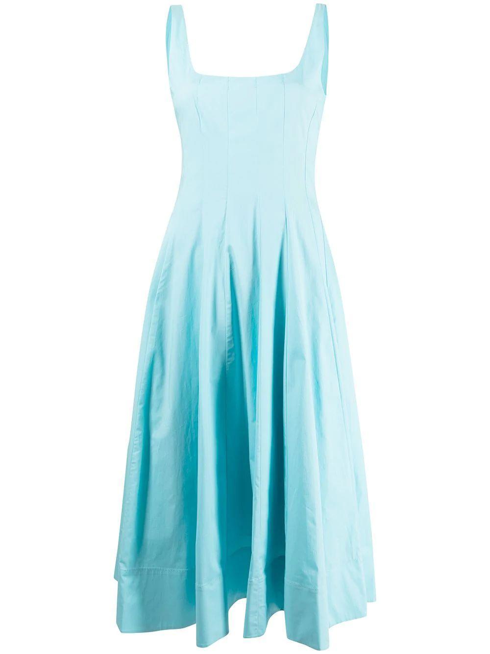 Wells Midi Dress Item # 90-7291