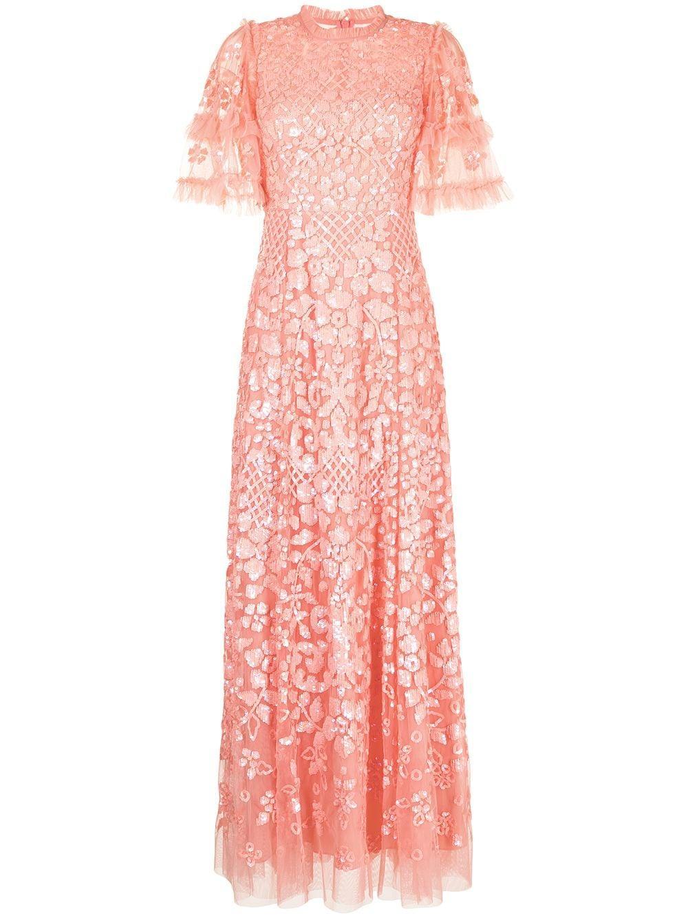 Aurelia Gown Item # DG-SS-02-RSS21-CRL