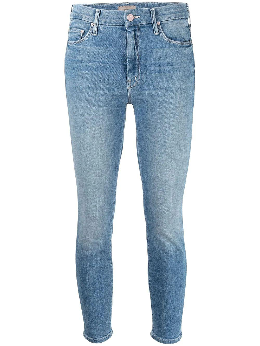 The Looker Cropped Jean Item # 1121-470