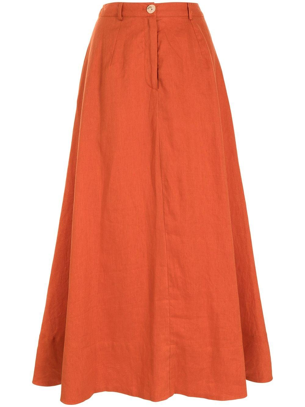 Cybele A- Line Skirt Item # 302-4090