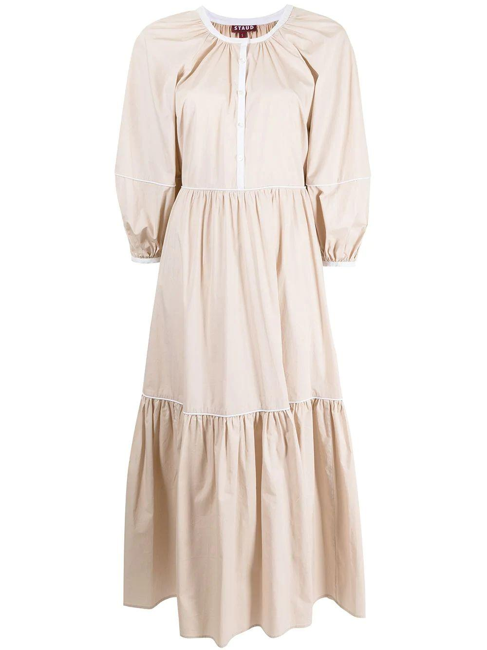 Demi Maxi Dress Item # 90-7328A