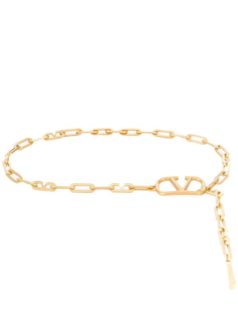 Vlogo Chain Belt Item # VW2T0S70LEI