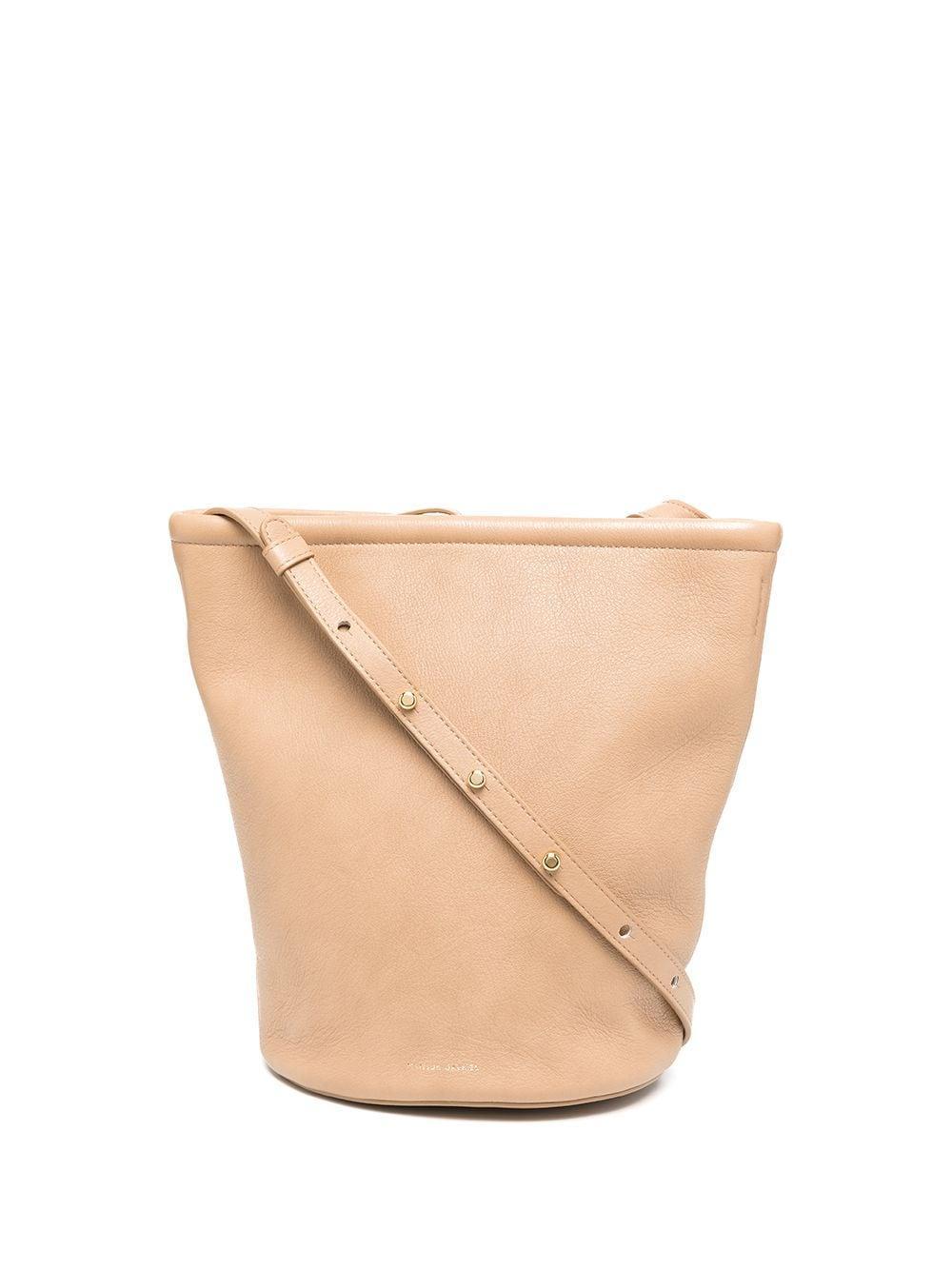 Zip Bucket Bag