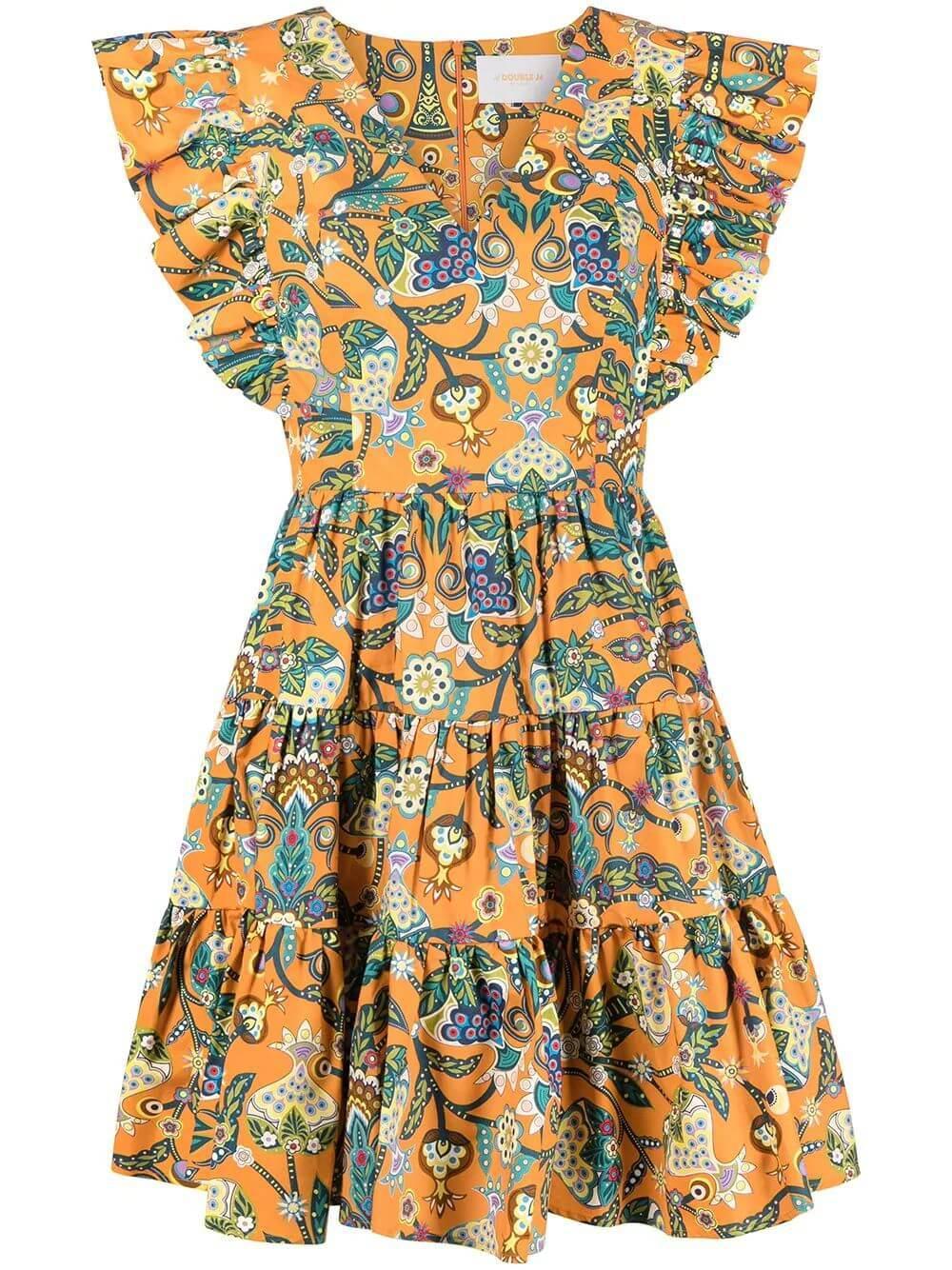Honeybun Floral Dress