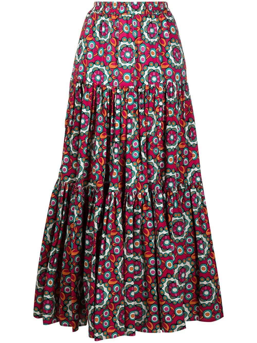 Big Maxi Skirt Item # SKI0001-COT020