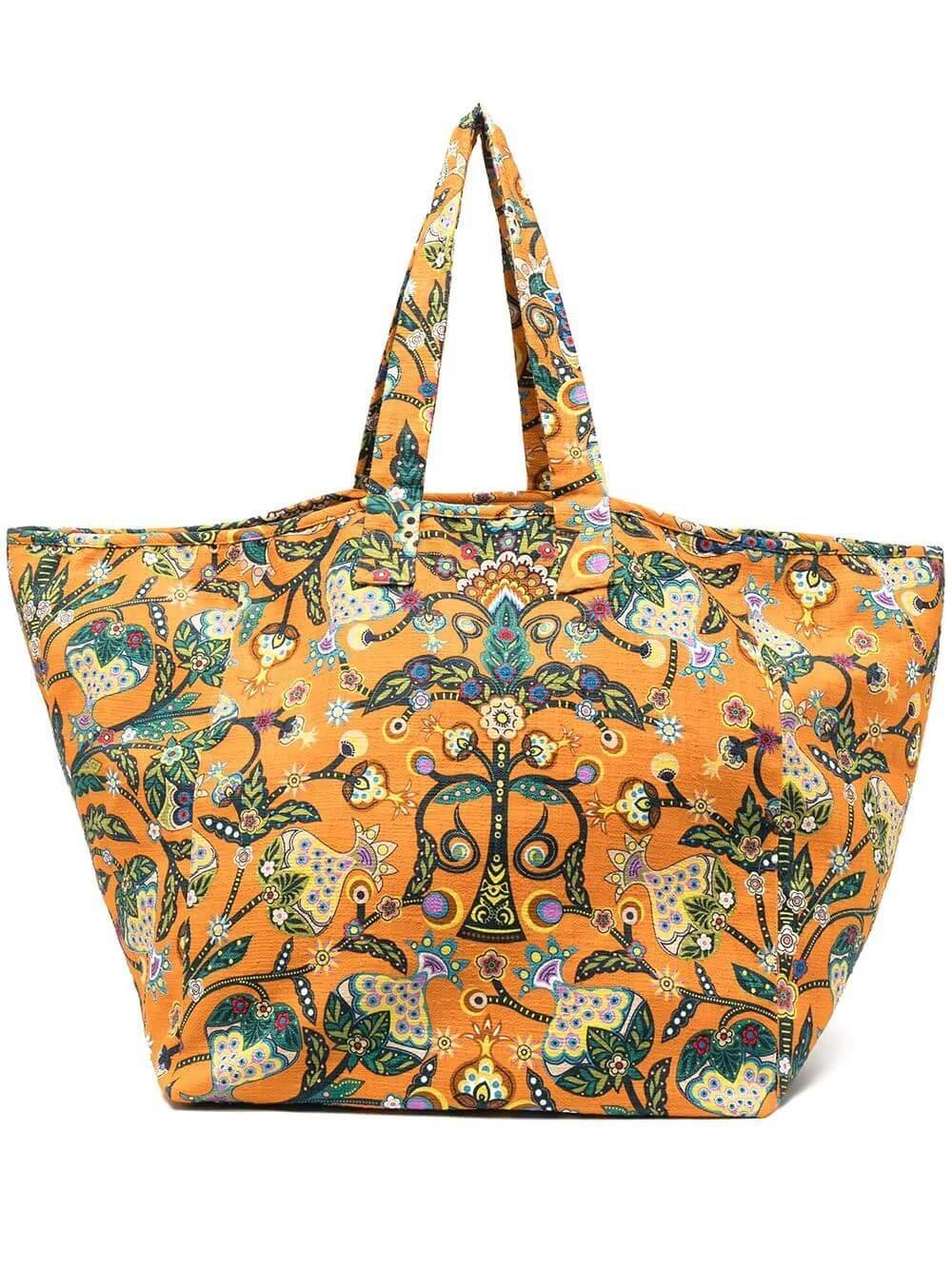 Reversible Tote Bag Item # BAG0022-COT-005