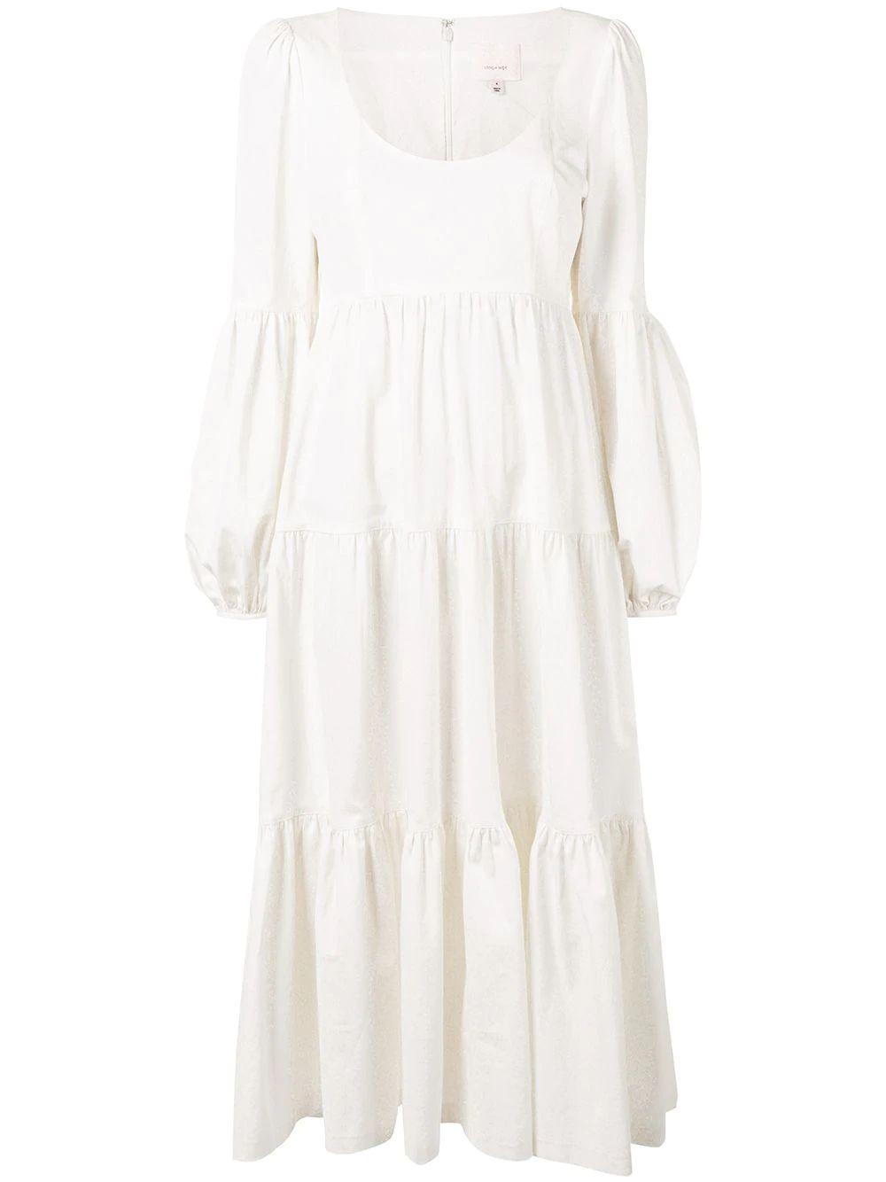 Rose Midi Dress Item # ZD13372452Z
