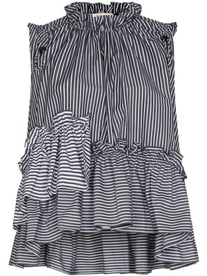 Ensley Striped Top