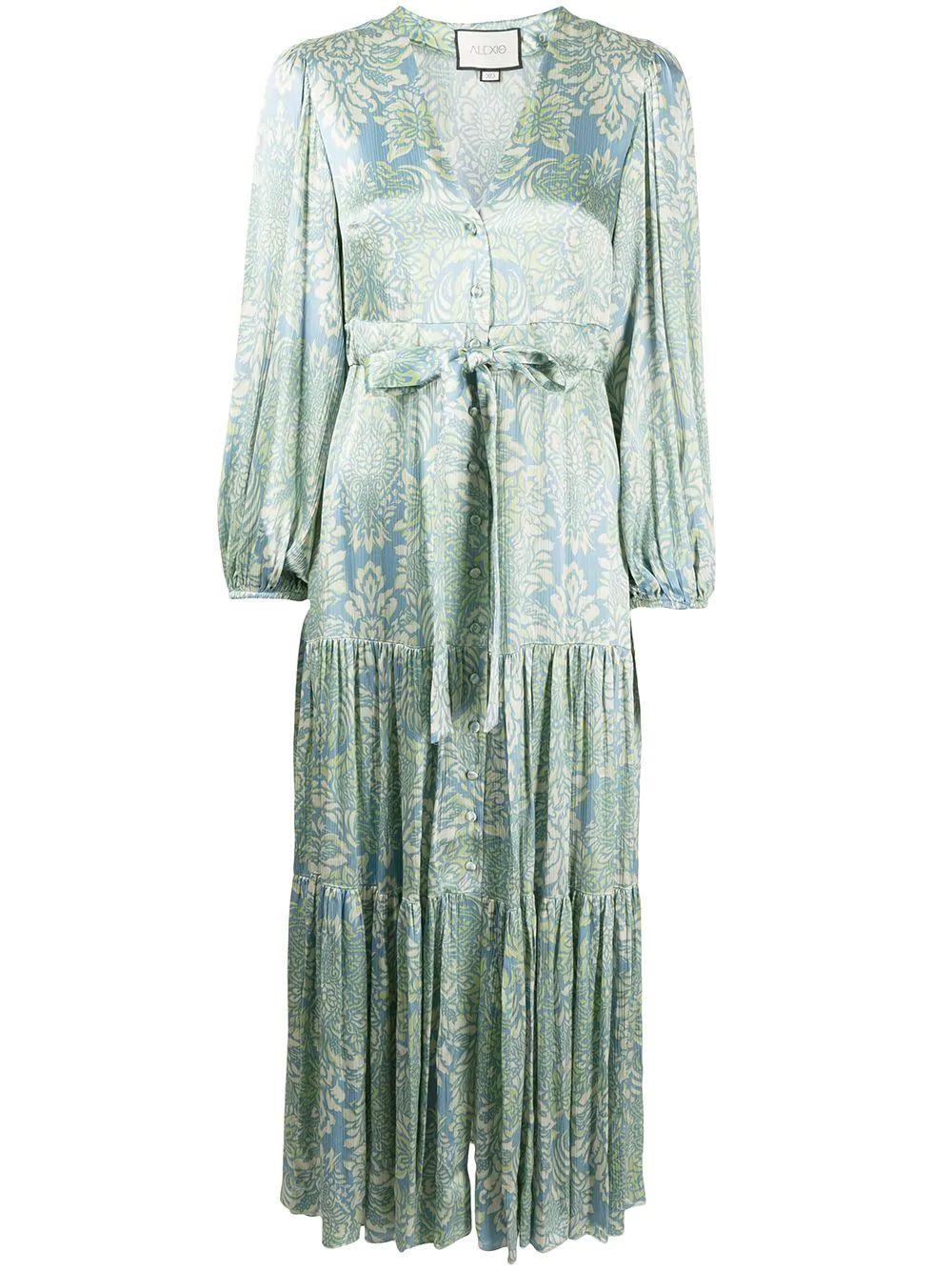 Fortuna Midi Dress Item # A5210433-6891