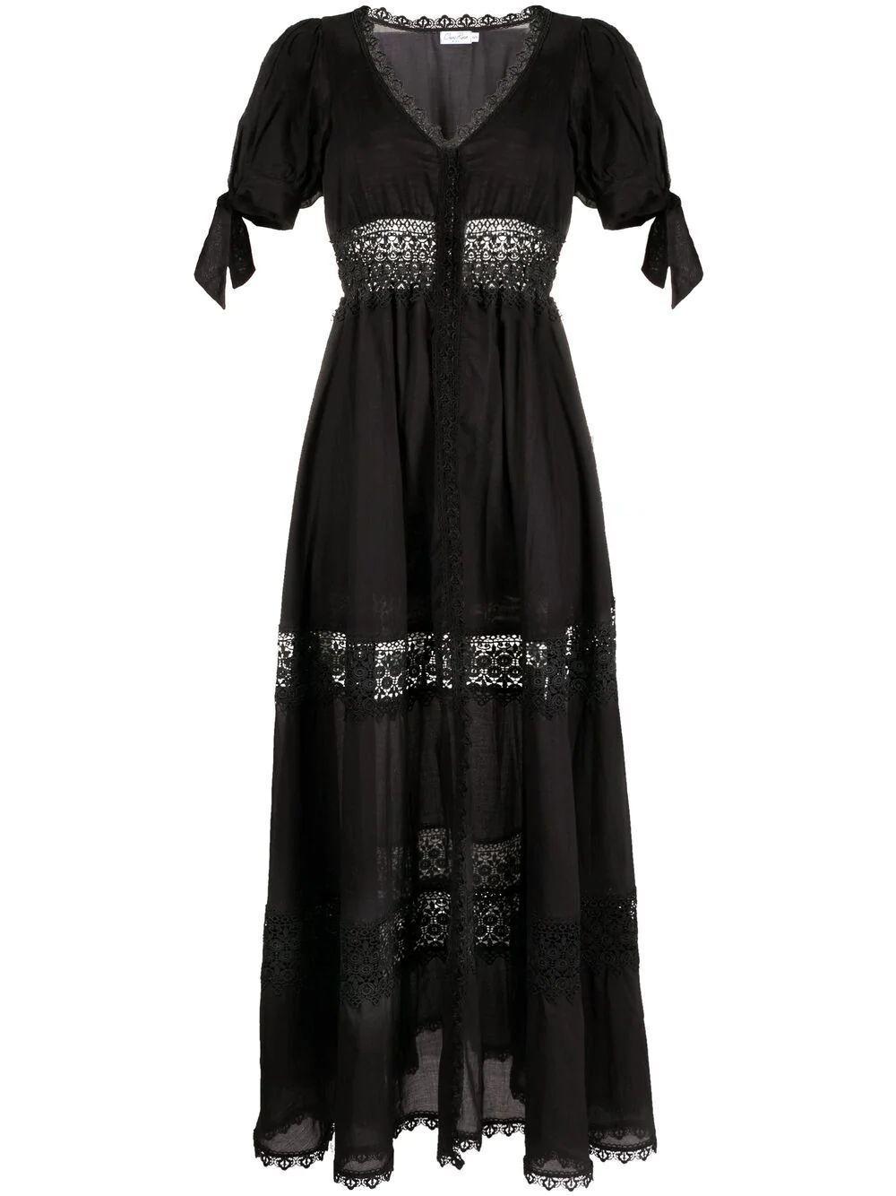 Thelma Maxi Dress Item # 211625