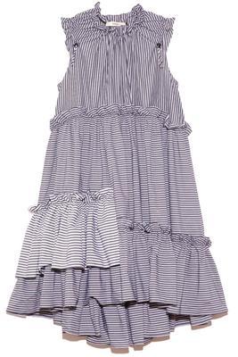 Evelyn Striped Dress