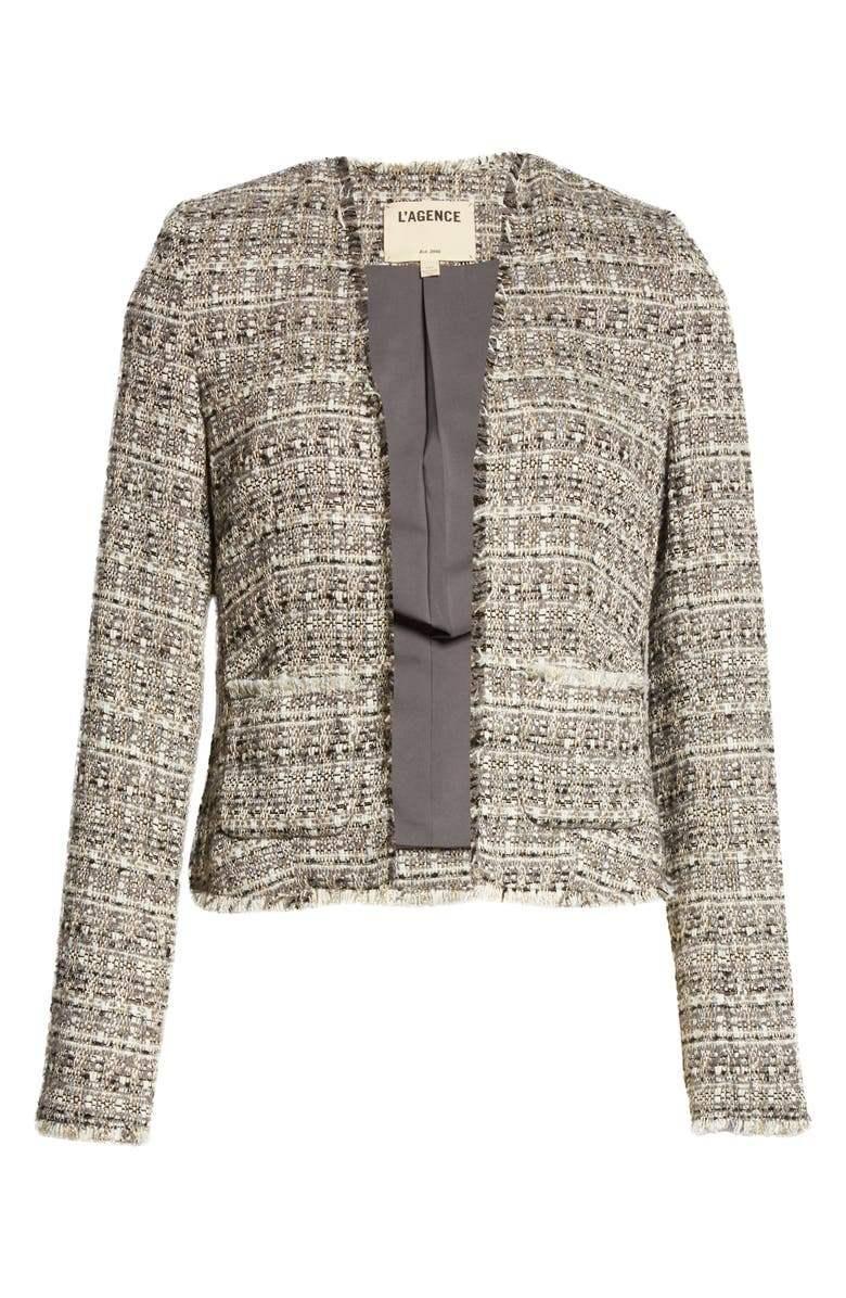 Adette Tweed Blazer