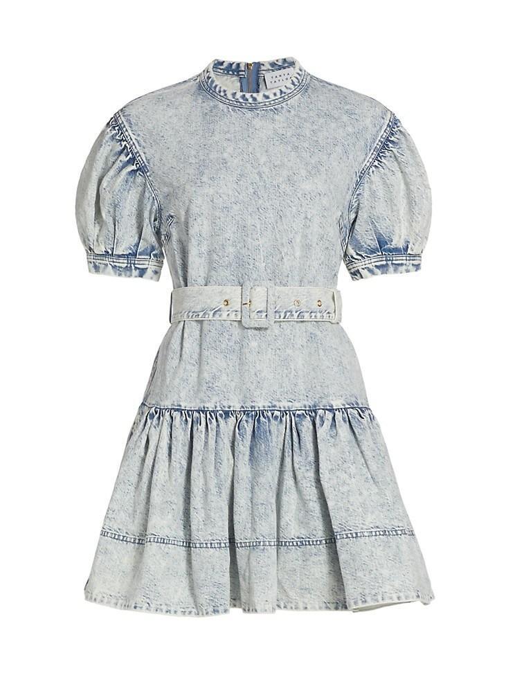 Alissa Denim Dress Item # S21D158211